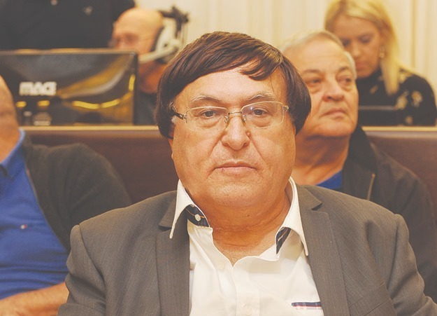 חבר המועצה איציק בלס