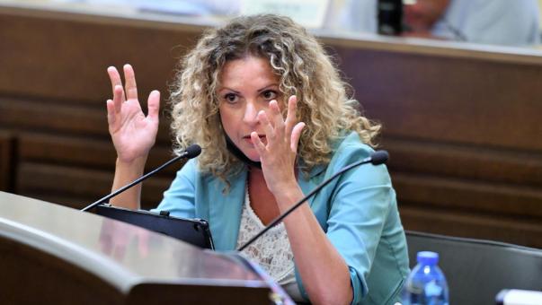 חבר מועצת העיר חיפה הילה לאופר