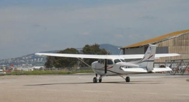מטוס קל (להמחשה)